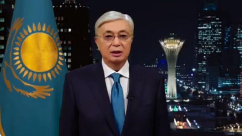 Мемлекет басшысы Қасым-Жомарт Тоқаевтың Қазақстан халқын Жаңа жылмен құттықтауы