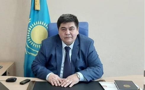 Қазыбек би ауданы әкімінің жаңа орынбасары тағайындалды