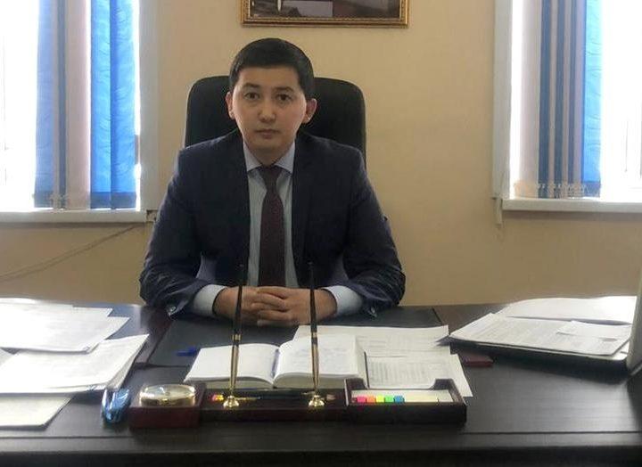 Президенттік Жастар кадрлық резервінің өкілі қызметке тағайындалды