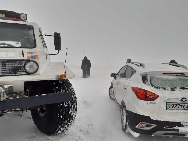 Қарағанды облысында 322 адам құтқарылды