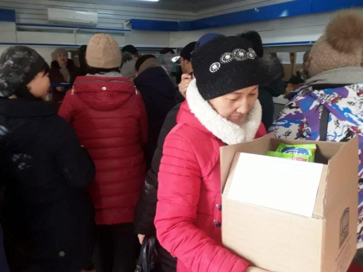 Қарағанды облысында балаларға әлеуметтік көмек беріле бастады