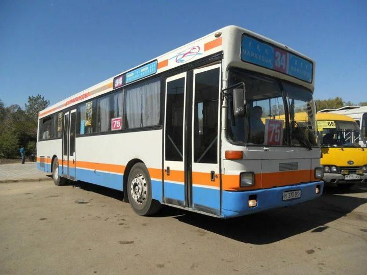 Жеңіс Қасымбек: «Автобустар толық жаңаруы керек»