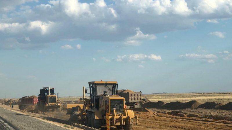 Автомагистраль ашылатын күн жақын