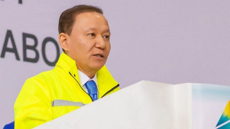 Ерлан Нығматулин: «YDD Corporation» коронавируспен күресуге 100 миллион теңге бөлді»
