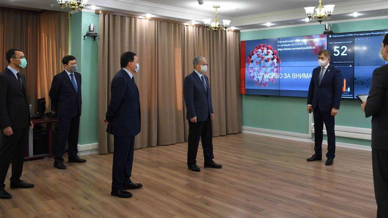 Қасым-Жомарт Тоқаев: «Біз карантин жағдайын қатаң сақтауға тиіспіз»