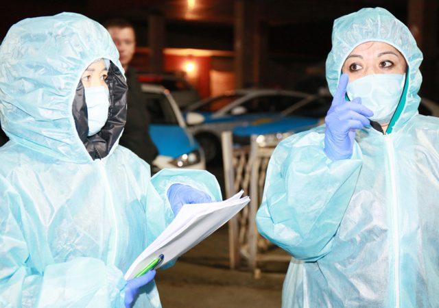 Елімізде коронавирусқа шалдыққан 2 адам кеселден айықты