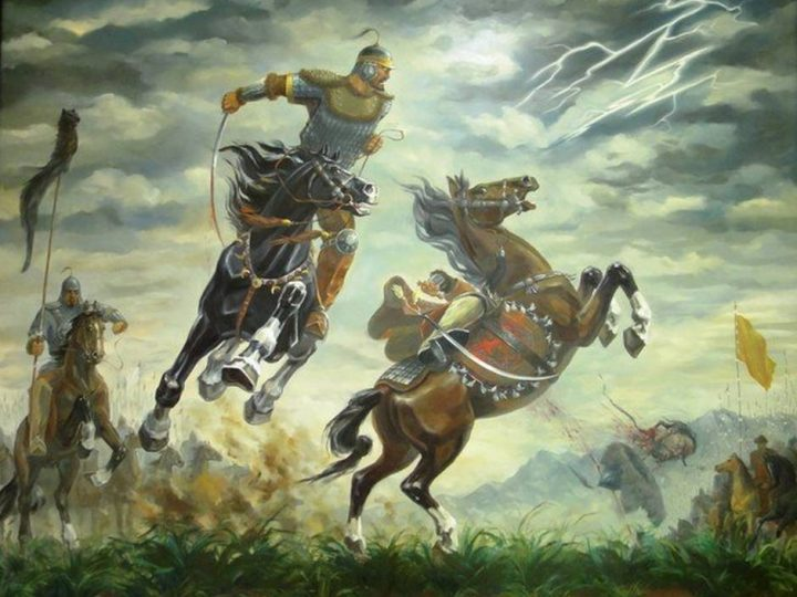 Ел мақтаны – Таймас батыр