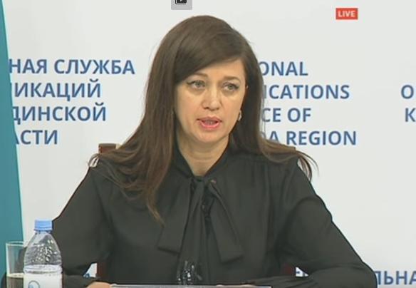 Татьяна АБЛАЕВА: «Қарағандыда ірі сауда үйлері уақытша жабылды»