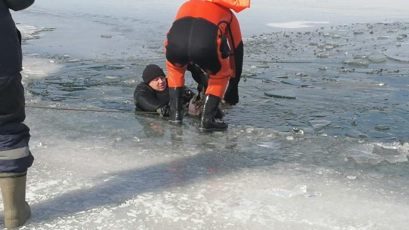Қарағанды облысында екі адам суға кетті