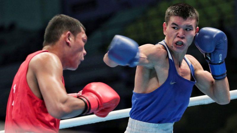 Абылайхан Жүсіпов олимпиадалық лицензия жеңіп алды