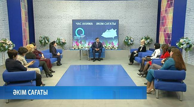 Жеңіс Қасымбек, облыс әкімі: «Мамама алғашқы сыйлығым қолғап болатын»