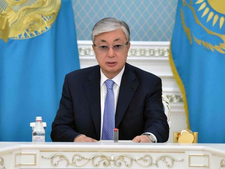 Қасым-Жомарт Тоқаев: «Ахуалды бақылауда ұстап отырмыз»