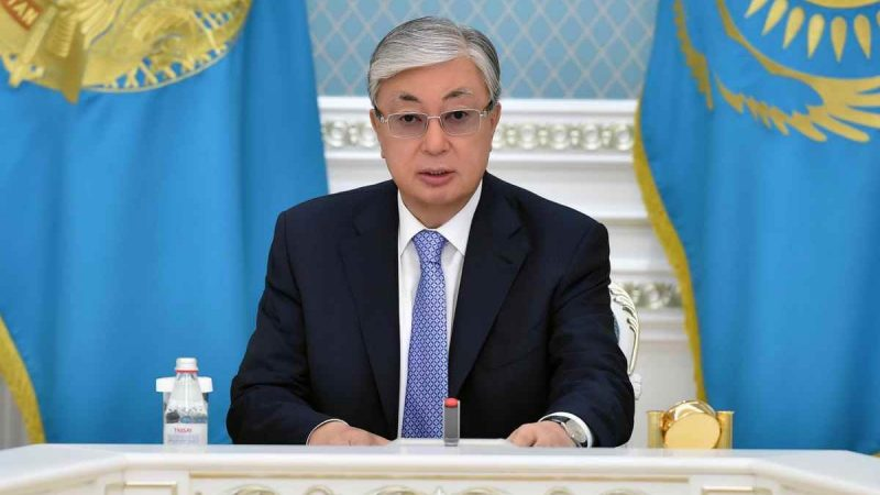 Мемлекет басшысы: «Азаматтарға, бизнеске материалдық қолдау көрсетіледі»