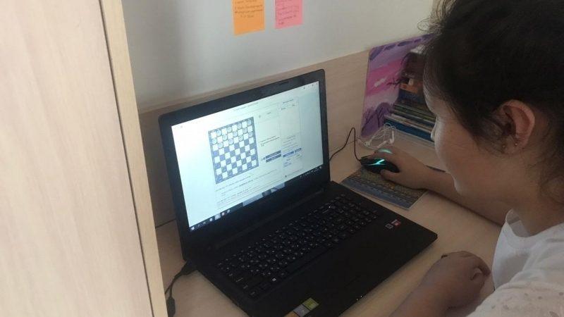 Қарағанды облысында дойбыдан онлайн-турнир өтті