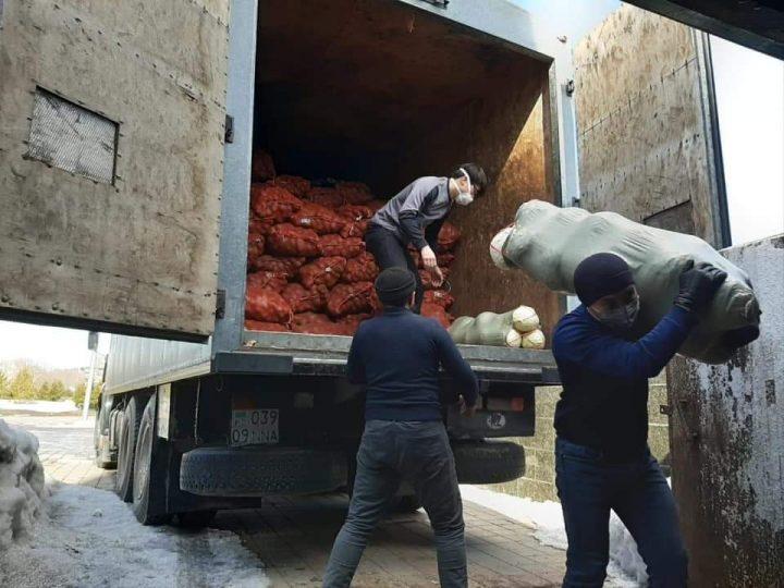 Қарағанды облысында мұқтаж жандарға көмек көрсетілуде