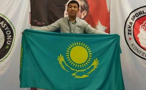 Қарағандылық спортшы онлайн-турнирде жеңіске жетті