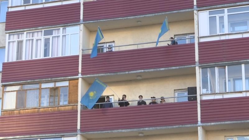 Балконда берілген концерт
