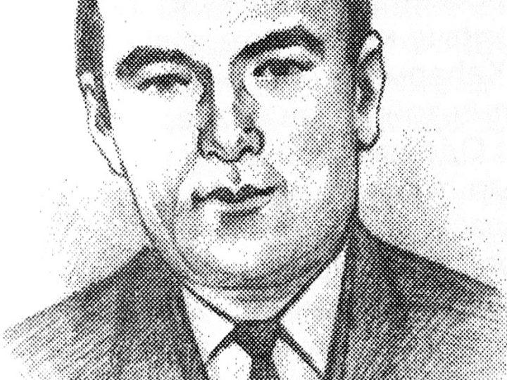 Федор БЕЛОВ
