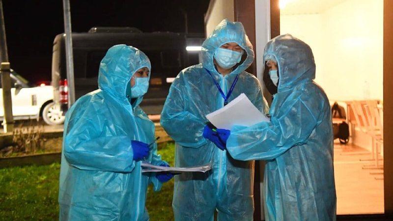 Жезқазған қаласында 1 адамнан коронавирус анықталды