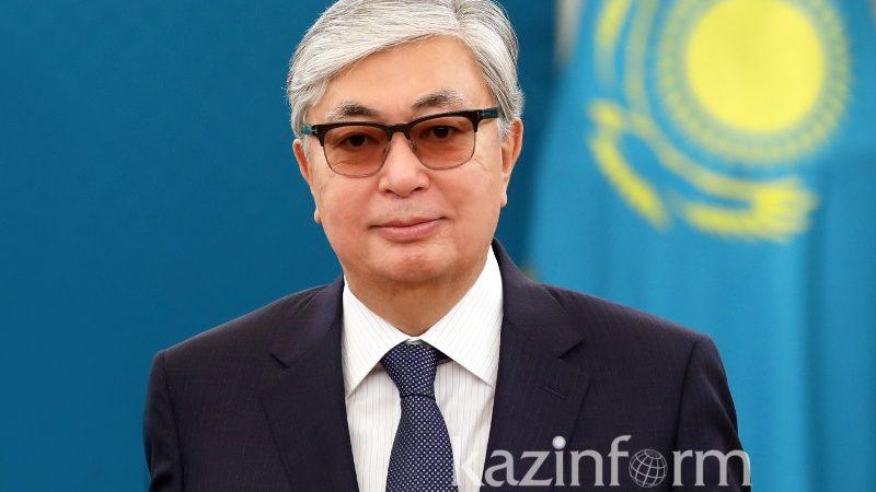 Мемлекет басшысы қазақстандықтарды Жеңістің 75 жылдығымен құттықтады