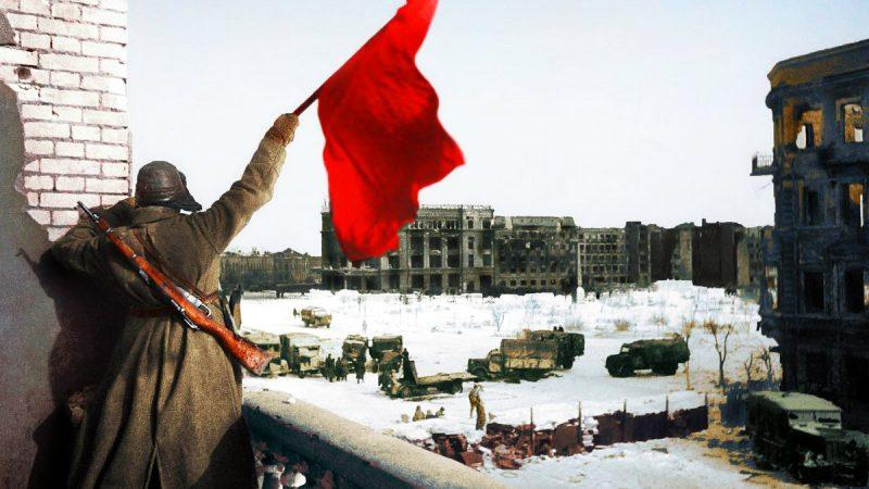 Сталинградта көше бар «Қазақ» деген