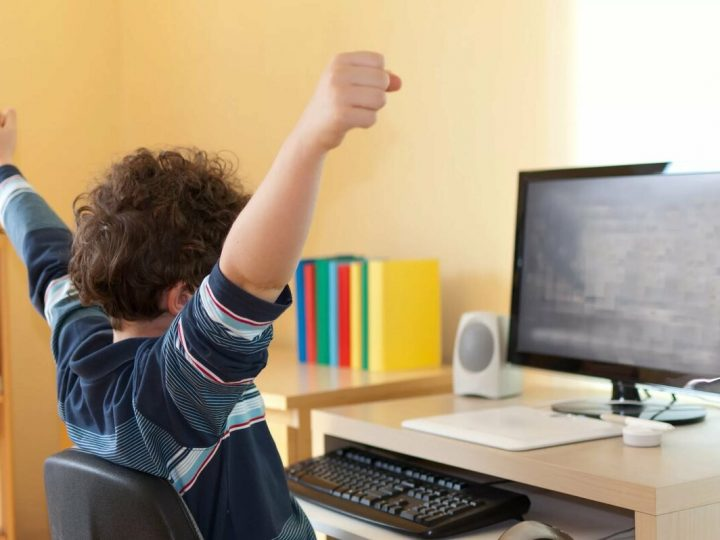 Онлайн оқыту – оң шешім