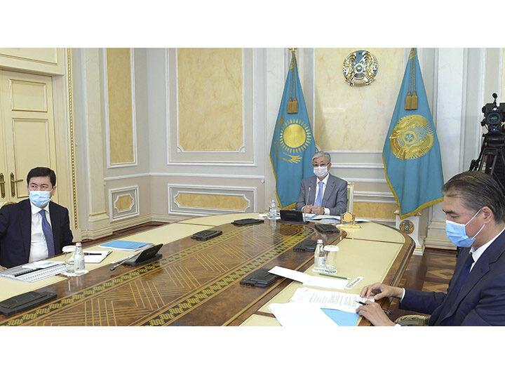 Қасым-Жомарт ТОҚАЕВ: «Барлық әкімдер мен министрлер жазаға лайық»