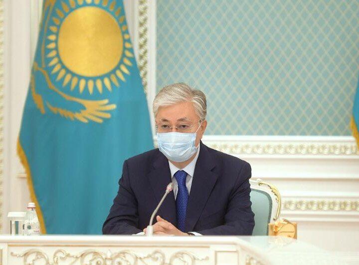 Қасым-Жомарт ТОҚАЕВ: «Әкімдер мен министрлердің бәрі де жазаға лайық»