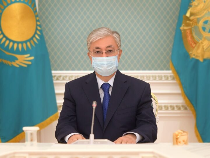 Қазақстан Республикасының Президенті Қасым-Жомарт Тоқаевтың телевизиялық үндеуі