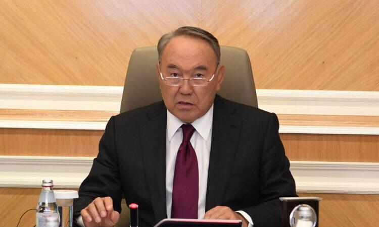 Елбасы Нұрсұлтан Назарбаев халыққа үндеу жолдады