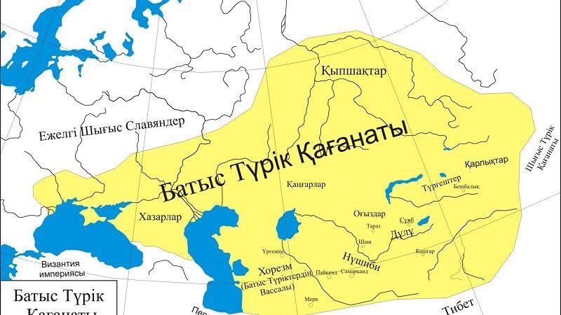 Батыс Түрік қағандығы