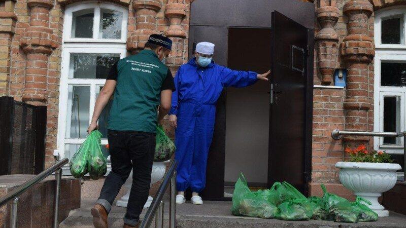Қарағанды облысында үш мың отбасы Құрбан айтта азық-түлік алды
