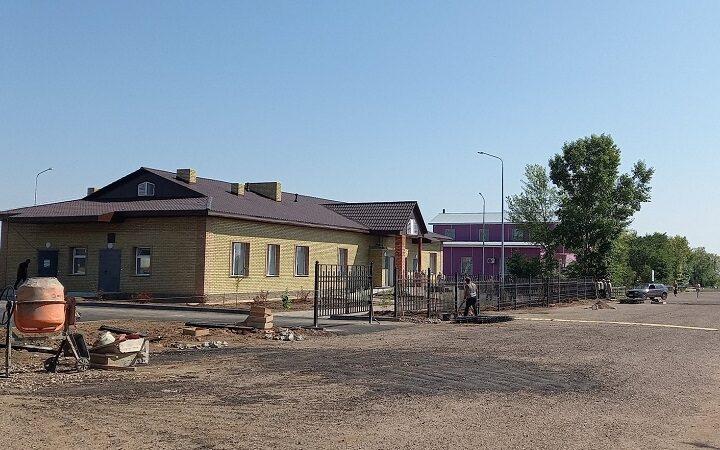 Нұра ауданының Шахтёрское ауылында жаңа дәрігерлік амбулатория ашылады