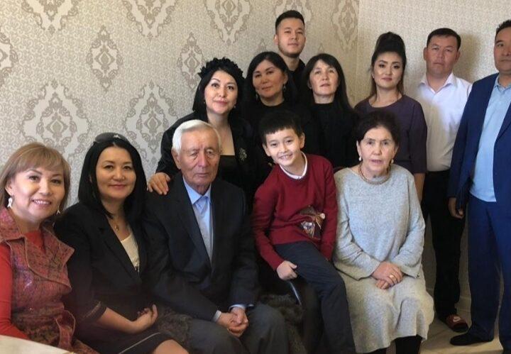 Қарағанды облысының Мағзұмовтар әулеті «Еңбек жолы» республикалық байқауында