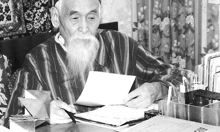 Әлем ұстазы һәм әл-Машани