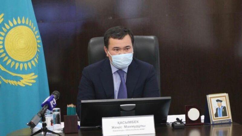 Жеңіс Қасымбек карантин режимін бұзудың жолын кесуді талап етті