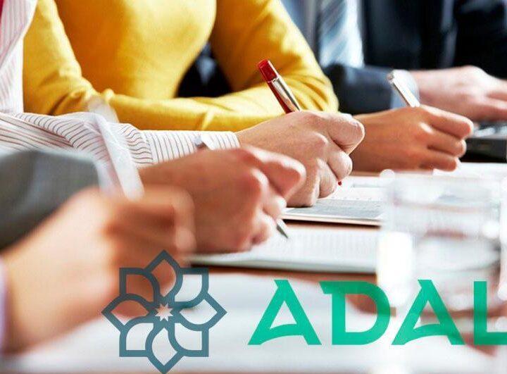 Орталық сайлау комиссиясы ADAL партиясының тізімін тіркеді