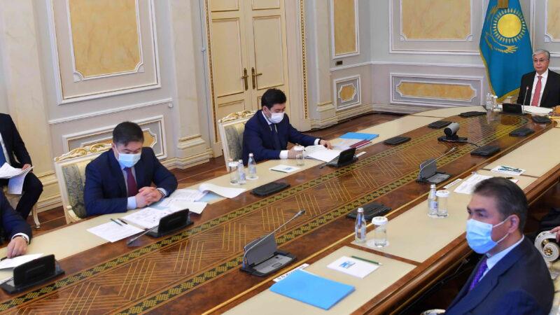 Қасым-Жомарт Тоқаев Үкіметтің кеңейтілген отырысын өткізді
