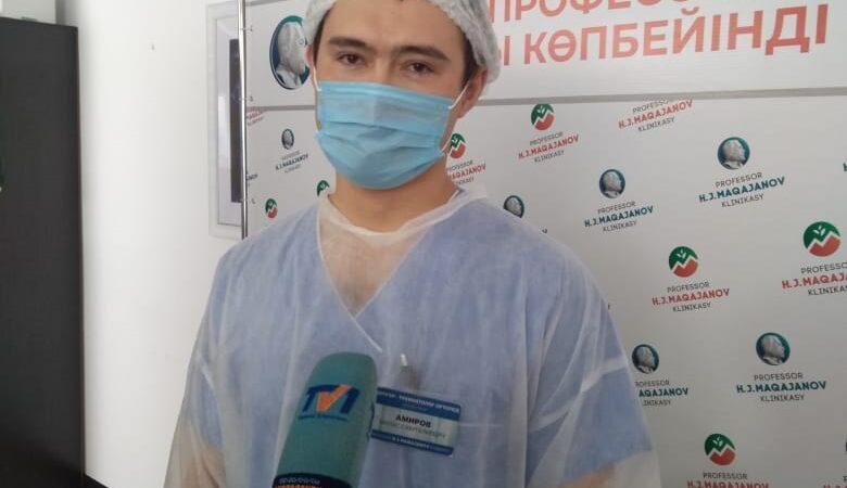 «Пандемия жағдайынан тек вакцина жасату арқылы шыға аламыз»