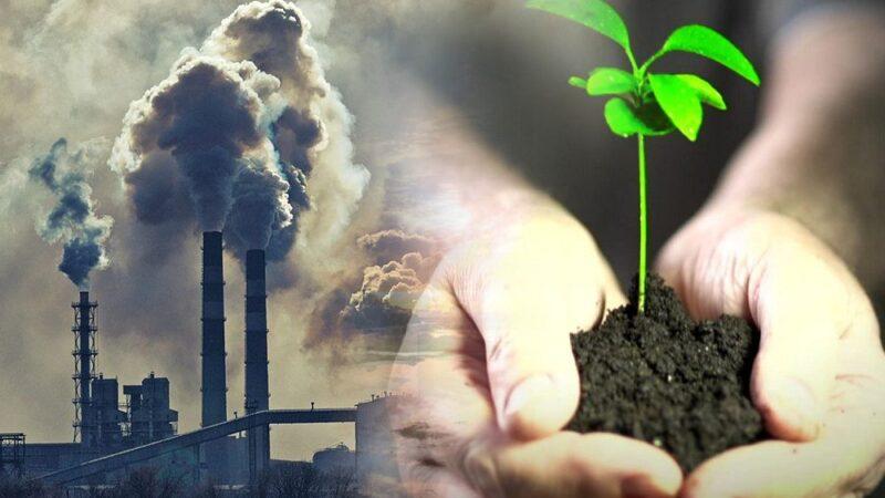 Экология мәселесі – балалар көзімен