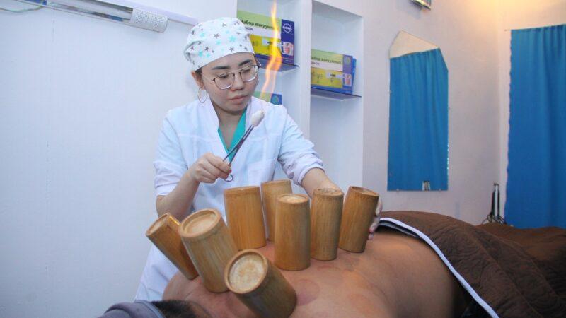 Шығыс медицинасын меңгерген ару