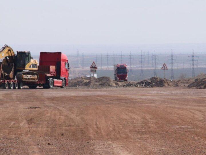 Қарағанды-Балқаш төрт жолақты автобаны 2021 жылы ашылады
