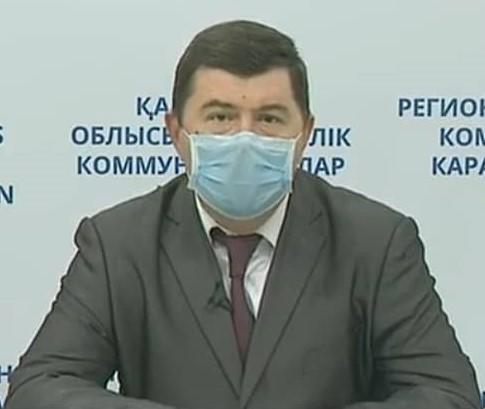 «Ауырғандар Қарағанды мен Теміртауда басым»