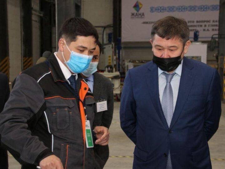 Қарағанды облысында сыбайлас жемқорлыққа қарсы қызмет төрағасының орынбасары Нұрлан ШАБДАР болып қайтты
