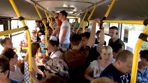Автобустағылар неге «алаңсыз»?
