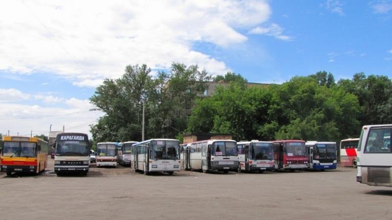 Автобус қозғалысы жанданды