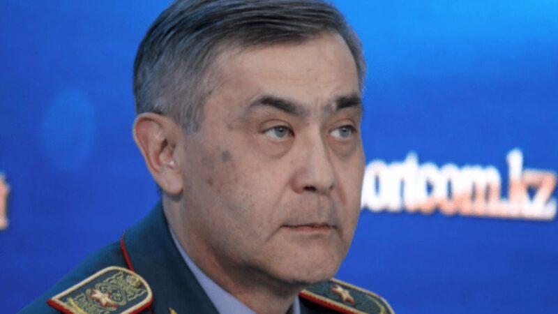 ҚР Қорғаныс министрі Нұрлан Ермекбаев отставкаға кетті