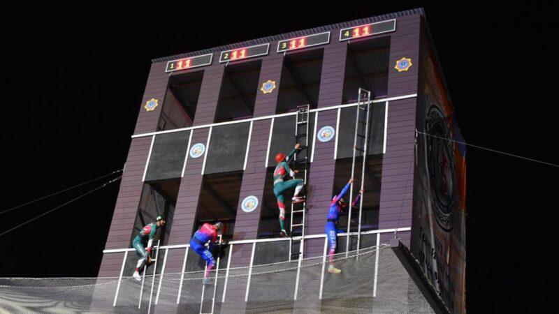 Қарағандыда өрт сөндіру-құтқару спорты бойынша әлем чемпионаты өтуде