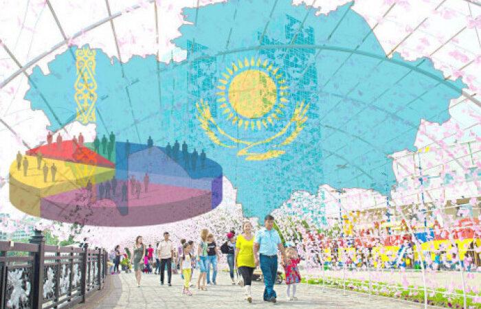 Онлайн санақтан өткендер саны бойынша Алматы қаласы алға шықты