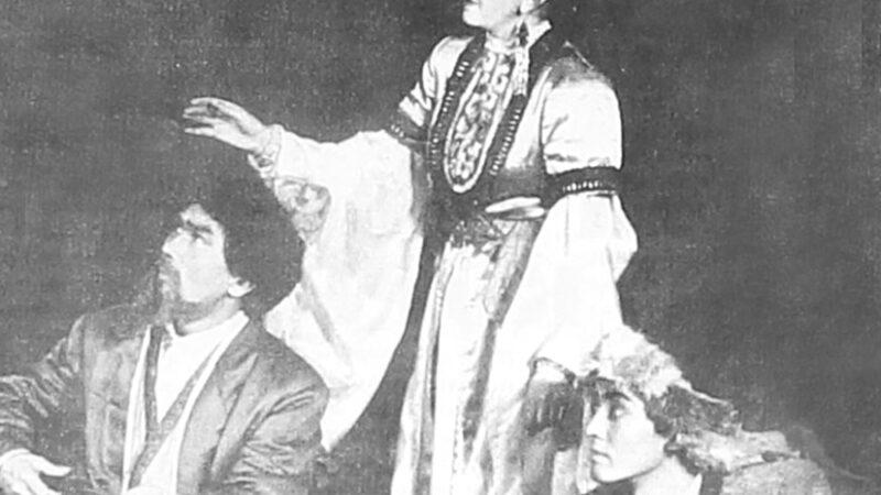 Ақтоқтыдай аңыз тұлға (көрнекті актриса Шолпан ЖАНДАРБЕКОВА туралы)